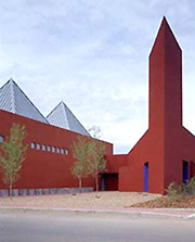 Santa Fe University of Art and Design, New Mexico