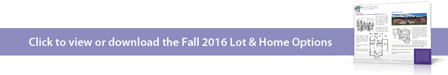 Fall 2016 Lot & Home Options for the LGBT community